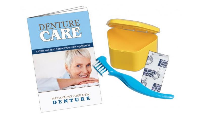 Denture care in Reading