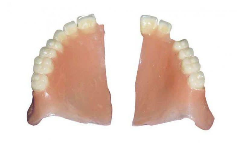 Denture Repairs in Reading for partial and full dentures